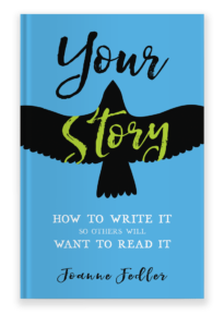 Joanne Fedler - Your Story