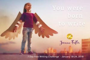 7 Day Free Writing Challenge 2