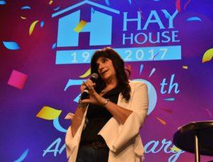 Joanne Fedler - Hay House Writer's Workshop Talk