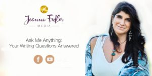 Ask me anything – Your writing question answered