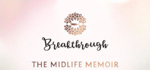 Midlife Memoir Breakthrough Logo