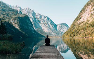 My Triumvirate: Meditation, Mantra and Memoir