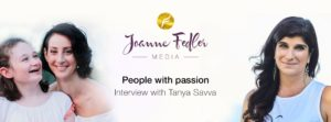 People with Passion – Tanya Savva