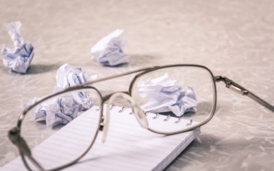 Getting Lost in Our Own Bullsh*t – the Excuses We Use to Not Write