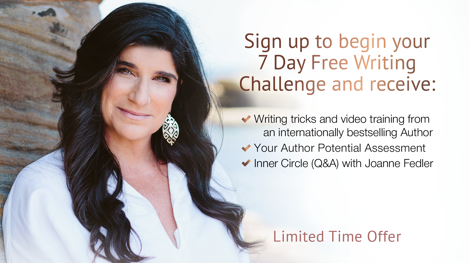 7 Day Free Writing Challenge